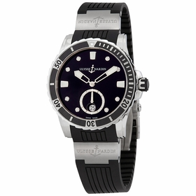 Ulysse Nardin 3203-190-3/12 Diver Ladies Automatic Watch