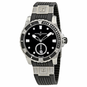 Ulysse Nardin 3203-190-3C/12.12 Diver Ladies Automatic Watch