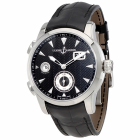 Ulysse Nardin 3343-126/912 Dual Time Mens Automatic Watch