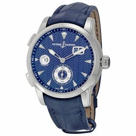 Ulysse Nardin 3343-126LE/93 Dual Time Mens Automatic Watch