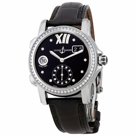 Ulysse Nardin 3343-222B/30-02 Dual Time Ladies Automatic Watch
