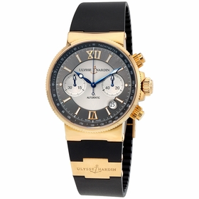 Ulysse Nardin 356-66-3-319 Chronograph Automatic Watch