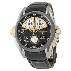 Ulysse Nardin 675-00 Sonata Mens Chronograph Automatic Watch