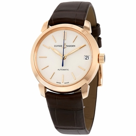 Ulysse Nardin 8106-116-2-90 Classico Lady Ladies Automatic Watch