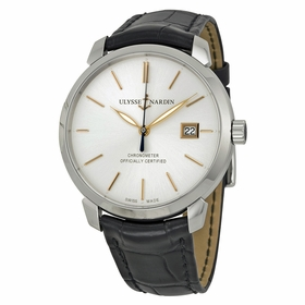 Ulysse Nardin 8153-111-2/90 Classico Mens Automatic Watch