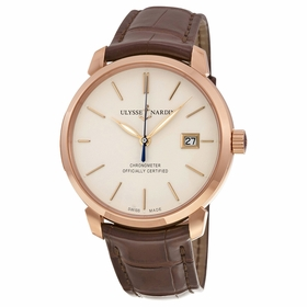 Ulysse Nardin 8156-111-2/91 San Marco Classico Mens Automatic Watch