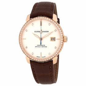 Ulysse Nardin 8156-111b-2/991 San Marco Classico Mens Automatic Watch