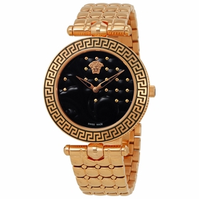 Versace VK7250015 Vanitas Ladies Quartz Watch