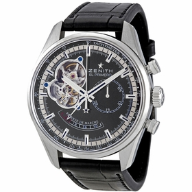 Zenith 03.2080.4021/21.C496 Chronomaster Open Power Reserve Mens Chronograph Automatic Watch