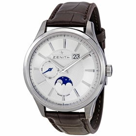Zenith 03.2140.691/02.C498 Captain Moonphase Mens Automatic Watch
