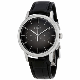 Zenith 03.2270.4069/26.C493 Elite Mens Chronograph Automatic Watch