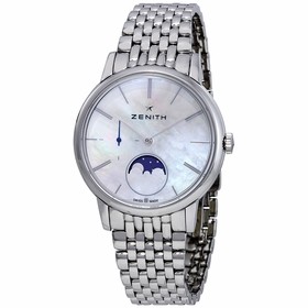 Zenith 03.2320.692/80.M2320 Elite Ultra Thin Lady Moonphase Ladies Automatic Watch