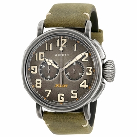 Zenith 11.2430.4069/21.C773 Heritage Pilot Type 20 Mens Chronograph Automatic Watch