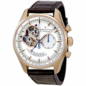 Zenith 18.2080.4021/01.C494 Chronomaster Open Reserve Mens Chronograph Automatic Watch