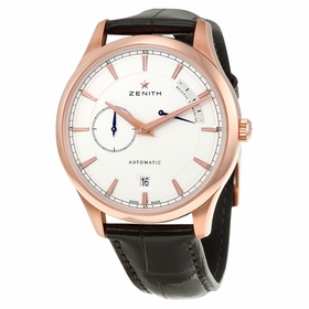 Zenith 18.2121.685/01.C498 Captain Power Reserve Mens Automatic Watch