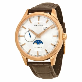 Zenith 18.2143.691/01.C498 Captain Moonphase Mens Automatic Watch