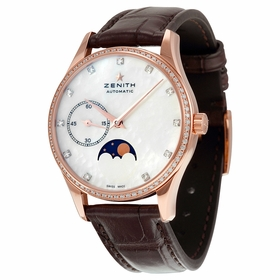 Zenith 22.2310.692/81.C709 Heritage Lady Ultra Thin Moonphase Ladies Automatic Watch