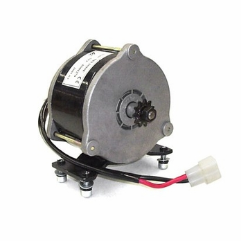 24 Volt 400 Watt Electric Motor With 11 Tooth 25 Chain Sprocket For Razor E500s Compatible