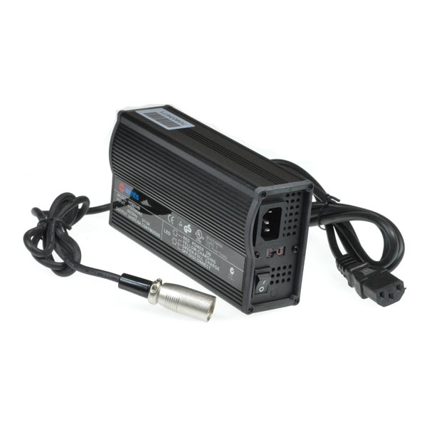 24 volt 6 0 amp xlr hp8204b battery charger  high power