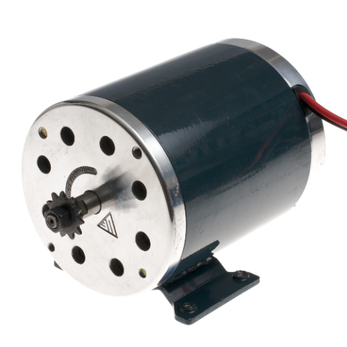 48 volt 1000 watt my1020 electric motor with 11 tooth 8 mm for Electric motor mount bracket