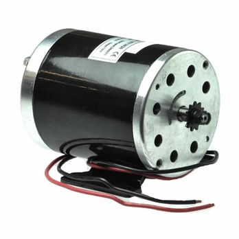 48 volt 750 watt electric motor with mounting bracket and for 48 volt dc motor