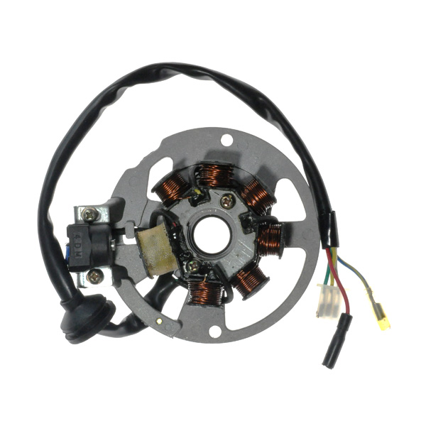 7 coil magneto stator with 3 2 wiring connector for Honda Scooter Wiring Diagrams Suzuki DR350 Wiring-Diagram