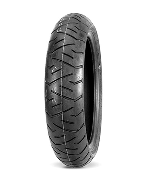 Bridgestone 120  70 C Bt Th01f Radial Front Tire For Suzuki Burgman 650  Compatible With