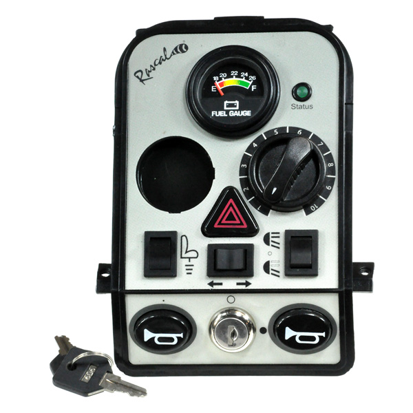 Dash Display For The Rascal 600 Series  Compatible With