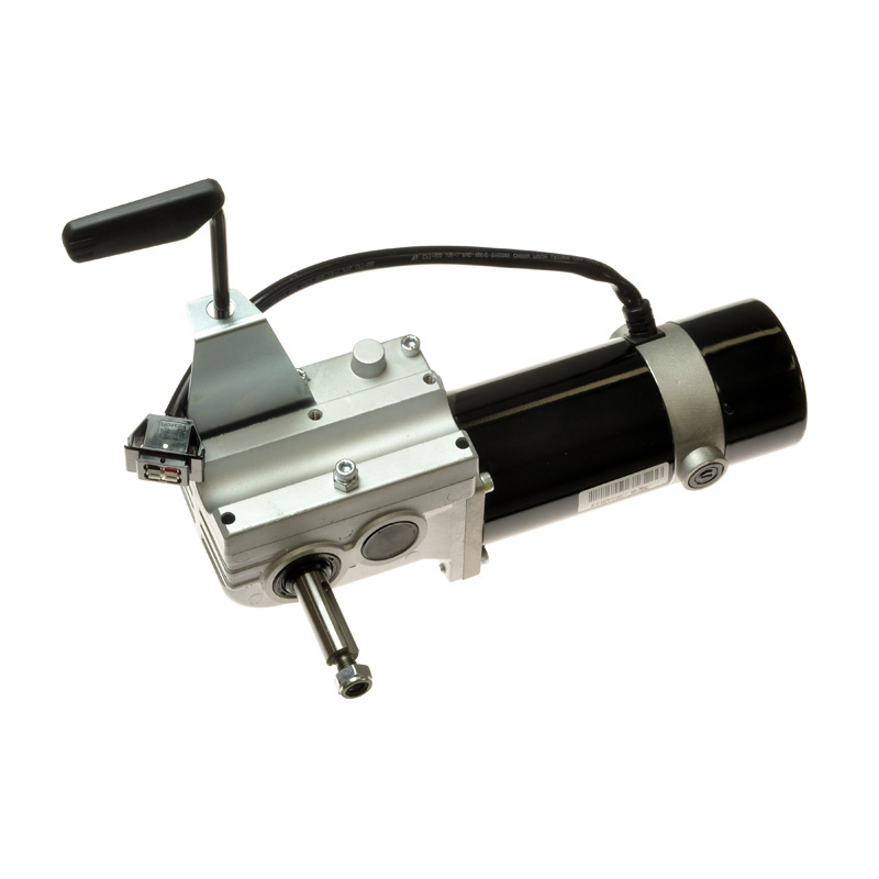 Left Motor Assembly For Jet 1 Power Chairs Compatible