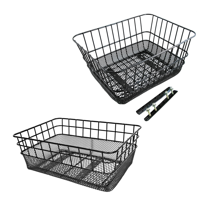 rack top wire basket with mesh bottom  sunlite    monster
