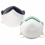 Sperian By Honeywell, N1115, SAF-T-FIT PLUS N95 Disposable Respirator, Item # 14110390