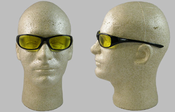 Jackson, Hellraiser, Safety Glasses, with Amber Lens