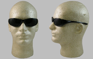 Jackson, HellRaiser Safety Glasses, 5.0 Tinted Lens