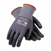 PIP, MaxiFlex� Endurance� Seamless Knit Nylon Glove with Nitrile Coated Micro-Foam Grip on Palm & Fingers - Micro Dot Palm