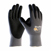 PIP, MaxiFlex® Endurance™ Seamless Knit Nylon Glove with Nitrile Coated Micro-Foam Grip on Palm & Fingers - Micro Dot Palm