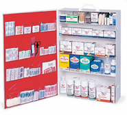 Medique, 5 Shelf Industrial First Aid Cabinet