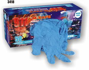 Majestic 3418 M-Safe, 911 EMS Powder Free Latex Gloves