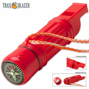 Trail Blazer 5-In-1 Compass Survival Tool