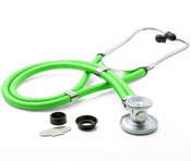 ADC Adscope® 641NGR Sprague Stethoscope Neon Green