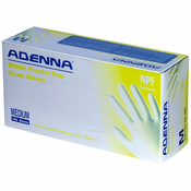 Adenna, NPF885 Nitrile PF,Blue Gloves