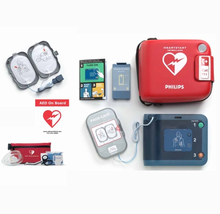 AED and Supplies