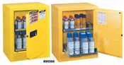 Justrite, Aerosol Can Benchtop Safety Cabinet