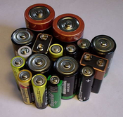 Alakaline Batteries