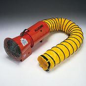 """Allegro® Industries 8"""" 1/3 HP AC Axial Blower with Canister"""