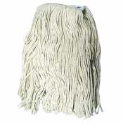 Anchor 12-MPHD Cotton Saddle Mop Heads White
