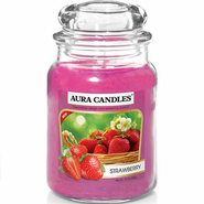 Aura IN86032 Scented Candles In A Jar