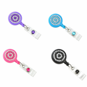 Brady People ID Badge Reels