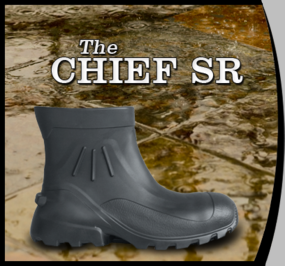 Billy Boots, The Chief SR