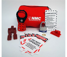 NMC BLOK4 Economy Lock Out - Tag Out Kit