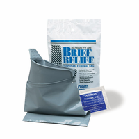 American Innotek Brief Relief BR608 Disposable Urinal Bag